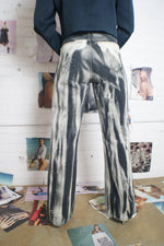 Tie Dye Gray Jeans - ULTRA-CAT