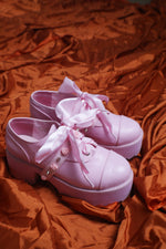 Yru Harajuku Pink Shoes