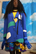 Abstract Painting Jacket - ULTRA-CAT
