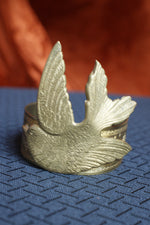 Bird Vintage Handmade Statement Cuff - ULTRA-CAT
