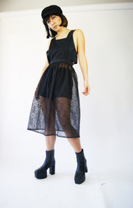 Italian Lace Apron Dress - ULTRA-CAT