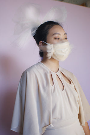 Avant Garde Face Covering Mask