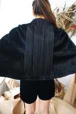 1930's Cape Redesigned With Fringe - ULTRA-CAT