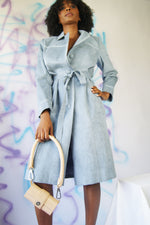 1960's Vintage Lilly Ann Pale Blue Coat - ULTRA-CAT