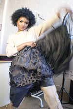 Vintage Cut Out Transformer Skirt/Cape - ULTRA-CAT