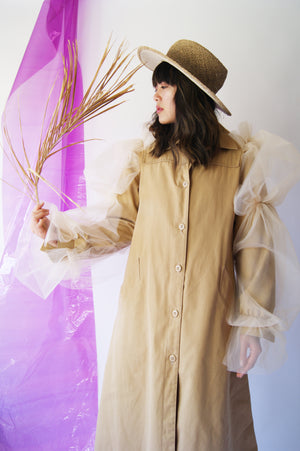 Vintage Avant Garde Restructured Coat - ULTRA-CAT