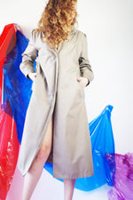 Vintage Reworked Trench Coat - ULTRA-CAT