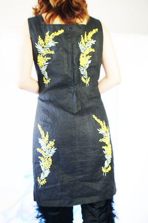 Vintage Mimosa Dress - ULTRA-CAT