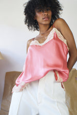 Vintage Silk Slip Tank - ULTRA-CAT