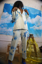 Tie Dye Sea Foam Suit - ULTRA-CAT
