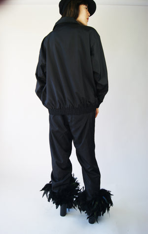 1990's Vintage Track Suit Similar to Gosha Rubchinsky Aestetics - ULTRA-CAT