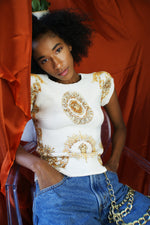 Medusa Vintage Top - ULTRA-CAT