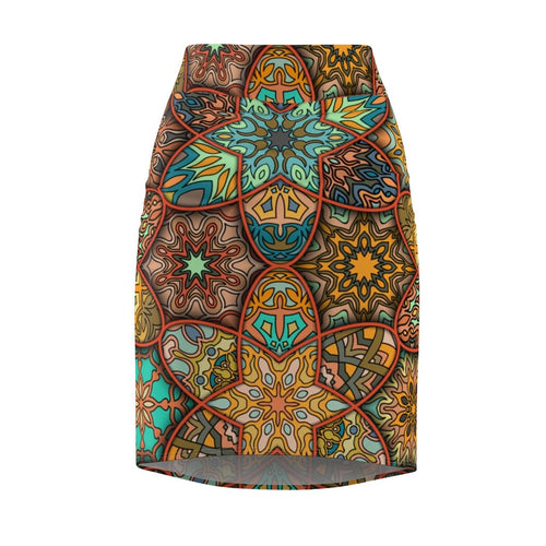 Incense Women's Pencil Skirt