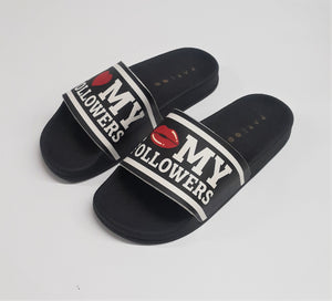 Kiss Slides Shoes
