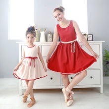 Load image into Gallery viewer, Mother & Daughter Matching Dress : Butterfly Swing