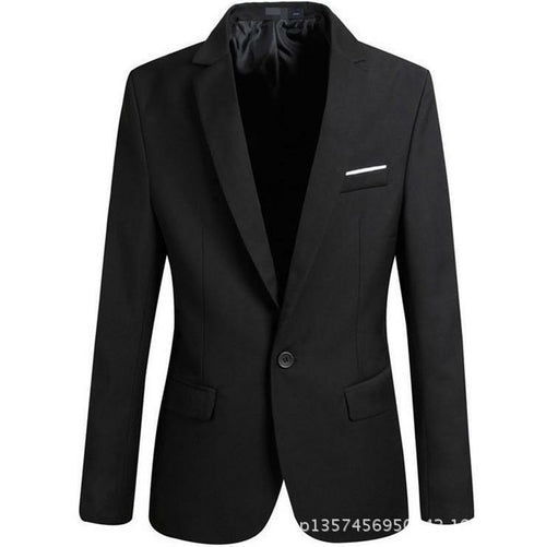 new spring Metrosexual Korean cultivating small suit Boys Youth thin