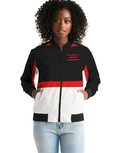 Load image into Gallery viewer, Wakerlook Women's Bomber Jacket