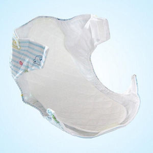 5PCS Newborn Baby Diapers Bamboo Eco Cotton 3