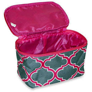 Zippered Makeup Case