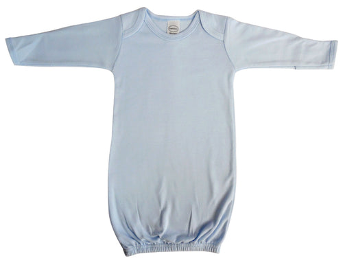 Infant Blue Gown