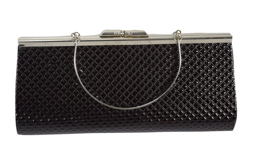 Embossed Elegant Evening Party Clutch Handbag