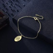 Load image into Gallery viewer, Charm Bracelet in 18K Gold Plated