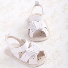 Girls baby butterfly toddler sandals princess