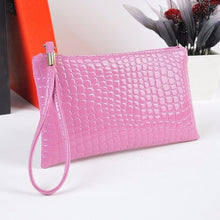 Load image into Gallery viewer, coin purse Women fashion Crocodile