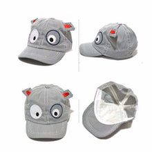New baby hat Kids Boys Girls Cute Cartoon Dog