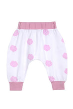 Load image into Gallery viewer, Boo Boo Harem Pants - Pink Rose