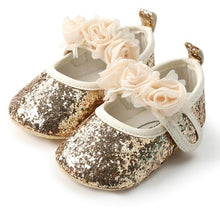 Toddler First Walkers Kid Shoes Baby Girl Sequins