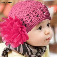 Load image into Gallery viewer, Top sale Baby boy girl Hat Baby warm winter
