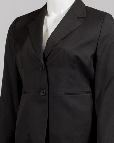 Black Label By Evan Picone Suit Jacket