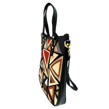 "Load image into Gallery viewer, Origami 15"" Hobo Shoulder Bag"