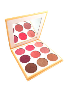 Great Colors Sakura Blush Palette