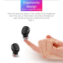 Xi10 Tws Wireless Bluetooth Sport Earphone Stereo Touch Control