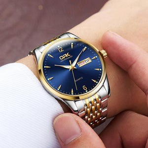 Men watch OPK Top Original watches for men Fashion waterproof watch