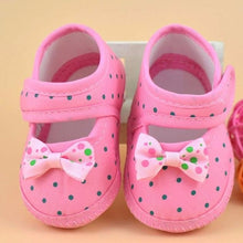 spring Baby Shoes Colorful Dot pring Stylish Hook