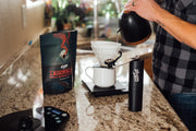 Player One Coffee Conical Burr Coffee Grinder (Black)