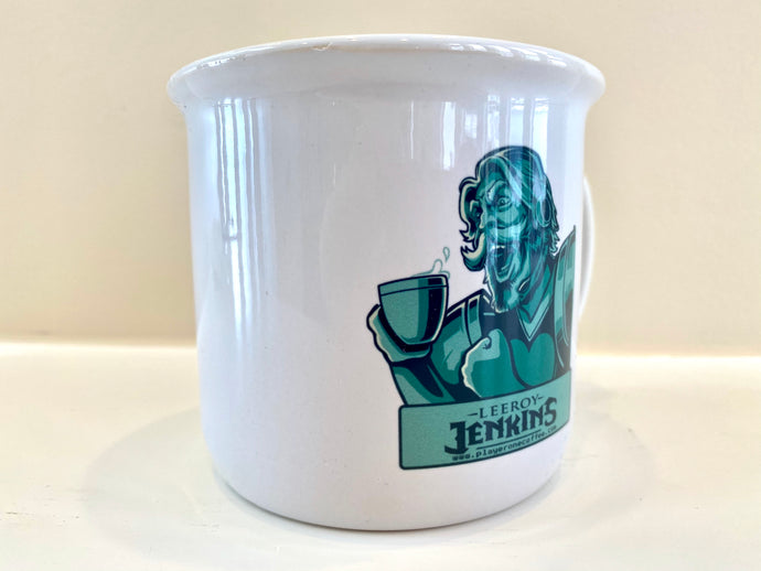 Leeory Jenkins Coffee Mug
