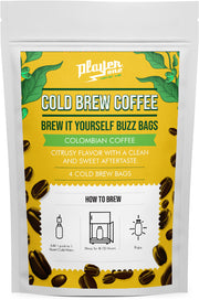 cold brew coffee bags