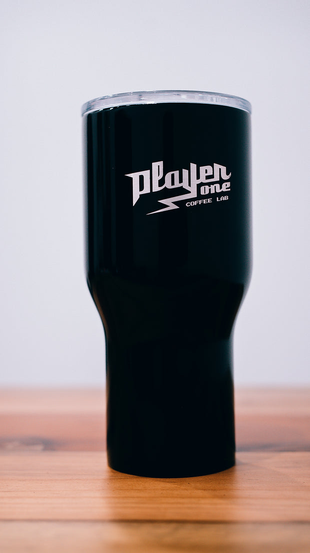 Player One Urban Peak Vacuum Travel Tumbler - 30oz coffee