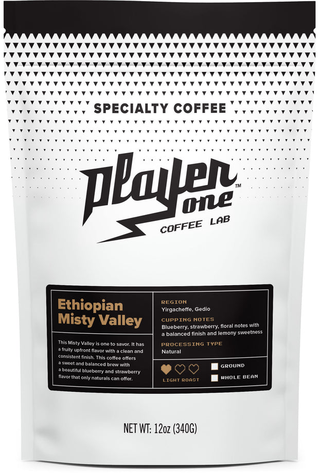 ethiopian misty valley coffee