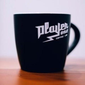 player one gamer coffee mug