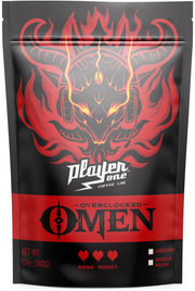 omen coffee dark roast
