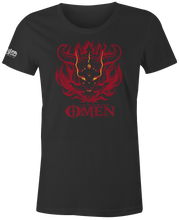 player one coffee omen women gamer's shirt