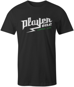 player one coffee men's shirt