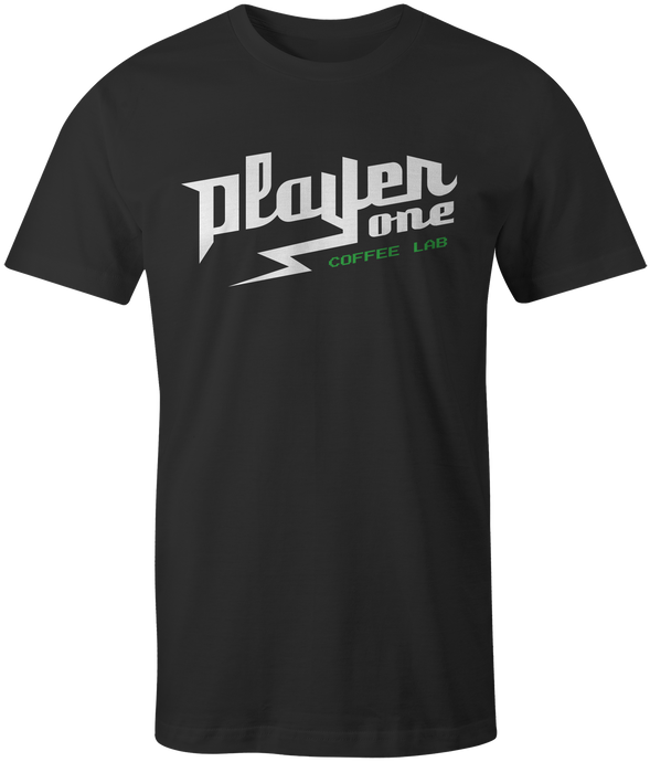 Player One Coffee Logo Men's T-Shirt coffee