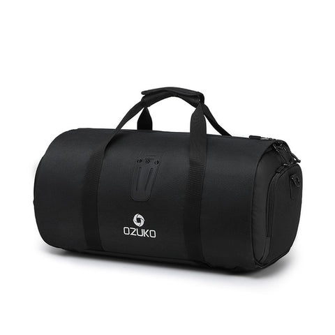 OZUKO Convertibel 3 IN 1 Travel, Duffel and Garment Suit Bag and backpack.