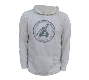 Men´s Top / Grey Hoodie